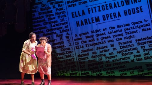 'Ella' has a versatile, powerful supporting cast, including Harriett D. Foy and Wynonna Smith as Georgiana and Young Ella.