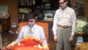Swidey (left), Greene: A family play?