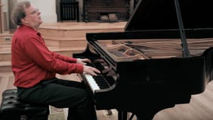 Pianist Clipper Erickson brings Philly flavor to his latest recording. (Photo courtesy of the artist.)