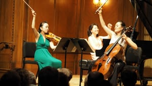 The Curtis faculty concerts attract a summer audience and build on legacy. (Image provided by Curtis Institute of Music.)
