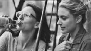 Gerwig (right), Mickey Sumner: An invisible world of love, freedom and creativity.