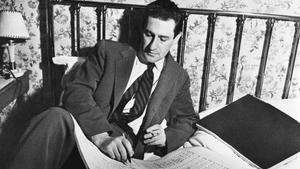 Gian Carlo Menotti's genius was composing music anybody could sing. (Image via Wikimedia Commons.)