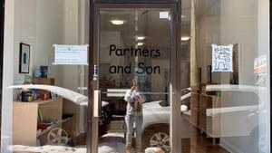 Partners and Son opened its doors right before the pandemic but continues to thrive. (Photo courtesy of Partners and Son.)