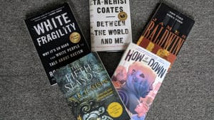 A handful of reads to choose from featured in this week's roundup. (Photo by Kyle V. Hiller.)