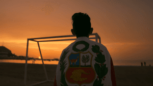 'Identidad' follows the sunrise on a new national dream. (Image courtesy of Quechua Films.)
