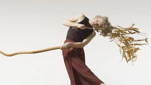 Stein schools her audience. (Photo by Lois Greenfield.)