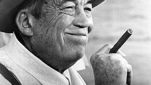 John Huston as Noah Cross: above the law, and social mores too. (Photo via Creative Commons/Wikipedia.)