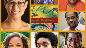 The Jouska PlayWorks Virtual New Play Showcase features works from Black playwrights. (Photo courtesy of Jouska PlayWorks.)