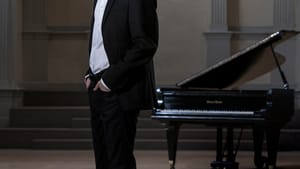 Every time the soloist walks onstage, a career is on the line: pianist Juho Pohjonen. (Photo by J. Henry Fair.)