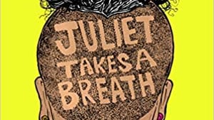 This novel follows a young person with a complex identity on a journey across the country and into her own self. (Image courtesy of Dial Books.)