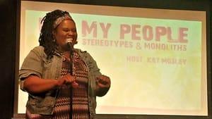 Katonya Mosley hosts 'For My People' at PHIT. (Photo courtesy of Katonya Mosley.)