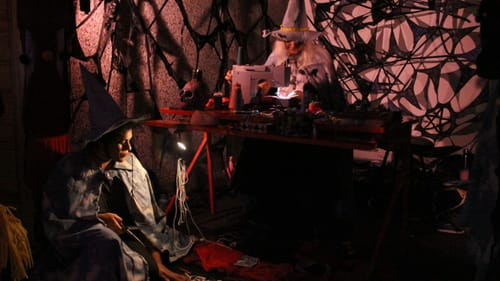 You won't believe what these witches are stitching. (Photo by Joy Xiang.)