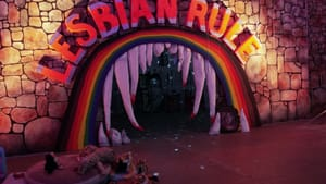 Enter the castle of lesbian rule, if you dare. (Photo courtesy of Icebox Project Space.)