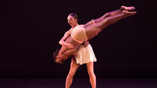 Reversing gender roles: Mikaela Fenton and Joe Gonzalez in PHILADANCO's 'When Dawn Comes.' (Photo by Julieanne Harris.)
