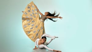 Kun-Yang Lin returns to the dance scene with Annenberg. (Image courtesy of the Annenberg Center for the Performing Arts.)