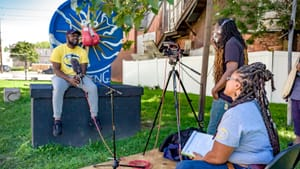 Precious Places from Scribe Video Center highlights local stories filmed by Philadelphians. (Photo by CJ Willis.)