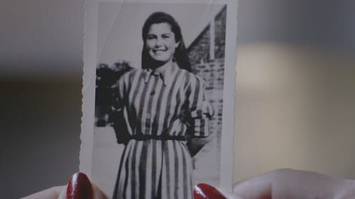'Love It Was Not' documents the story of an Auschwitz survivor who had an affair with a prominent SS officer. (Image courtesy of GJPFF.)