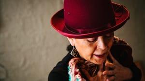 Embodying a multitude of identities: Elba Hevia y Vaca in 'La Bolivianita.' (Photo by Aidan Un.)