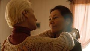 That feeling of falling in love: Romana Satt and Rosa Ramírez in 'La Nave Del Olvido.' (Image courtesy of PHLAFF.)