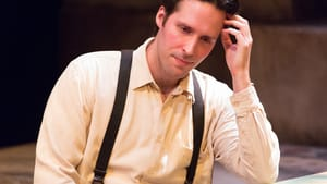 Too masculine to play Wilde? LeVasseur (Photo by Mark Garvin)