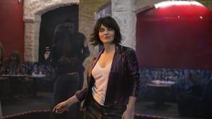 Juliette Binoche is a bright spot in an otherwise joyless affair. (Image courtesy of Sundance Selects.)