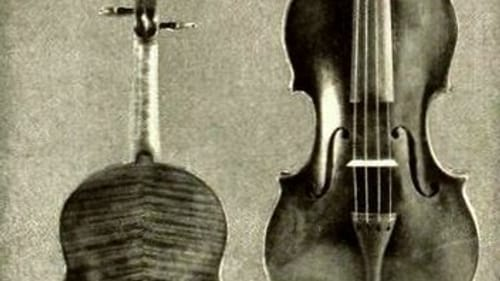 Why recover this violin? A photo of the Lipinksi Stradivarius from 1923. (Image via Wikimedia Commons.)