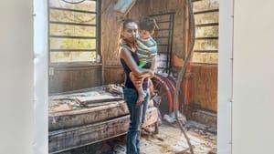 Still a bedroom? Yadira Hernández-Picó's 'Lisamary Rivera & Kenyel Yahil Martinez.' (Image courtesy of Bryant Girsch, DVAA.)