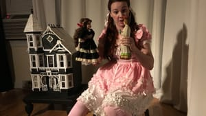 Nineteenth-century psychological drama…with dolls. Arielle Silk in 'A Literal Doll House.' (Photo by Michelle Nugent.)