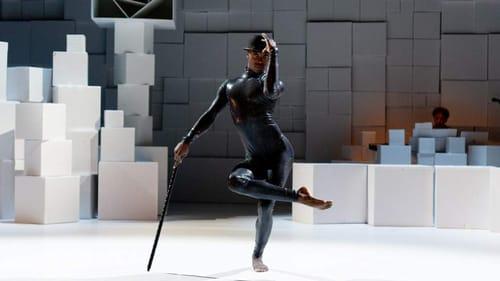 A commanding Snake: Stanley Glover in BalletX's 'Little Prince.' (Photo by Vikki Sloviter.)