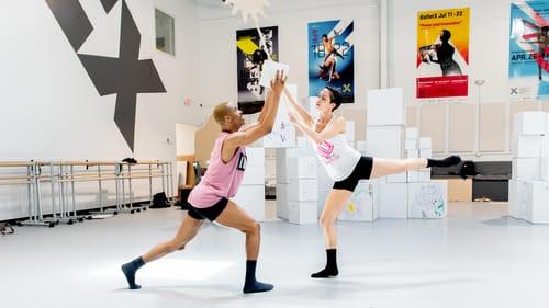 Roderick Phifer and Caili Quan in rehearsal. (Photo by Vikki Sloviter.)