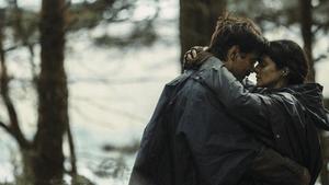 Colin Farrell and Rachel Weisz find forbidden love. (Photo by Despina Spirou)