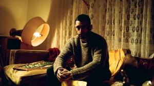 From everywhere and nowhere: rapper Riz Ahmed in 'The Long Goodbye.' (Photo by Vicky Grout.)
