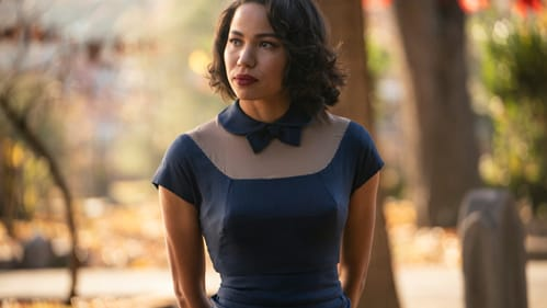 Jurnee Smollet commands a strong presence in all of her scenes. (Photo courtesy of HBO.)