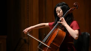 The Curtis Institute of Music's student recitals aren't going away. (Photo courtesy of Curtis Institute of Music.)