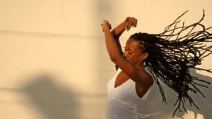 Makeda Thomas brings Afrofuturism to the Delaware Art Museum. (Photo by Stefan Falke)