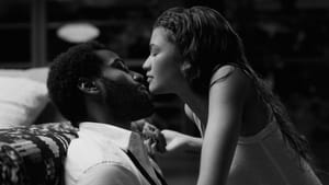 Intimacies reminiscent of the stage: John David Washington and Zendaya in 'Malcolm & Marie.' (Image credit Dominic Miller/Netflix © 2021.)