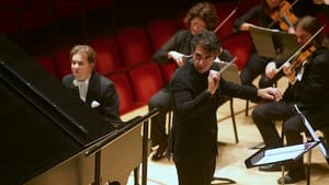 Conductor Sergey Smbatyan led the Malta Philharmonic in an ambitious program. (Photo by Joe Smith.)