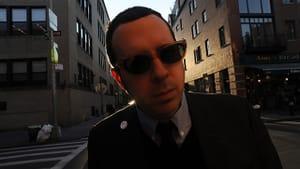 Marc Spitz, New York writer. (Photo by Bryan Smith)