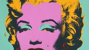 "Ontologically distinctive: Andy Warhol, ""Marilyn Monroe (Marilyn)"", 1967. (© The Andy Warhol Foundation)"