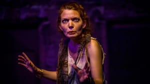 """Jennifer Summerfield is """"simply brilliant"""" in the title role. (Photo courtesy of Hedgerow Theatre.)"""