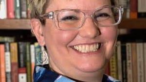 Dr. Michele Angello. (Photo courtesy of Seal Press)