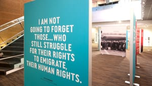 NMAJH's 'Power of Protest' returns for a late winter stint. (Photo courtesy of NMAJH)