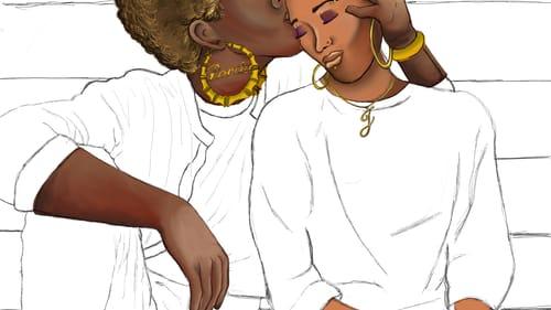 'J and Portia' by Nashay Jones. (Image provided by David Acosta)