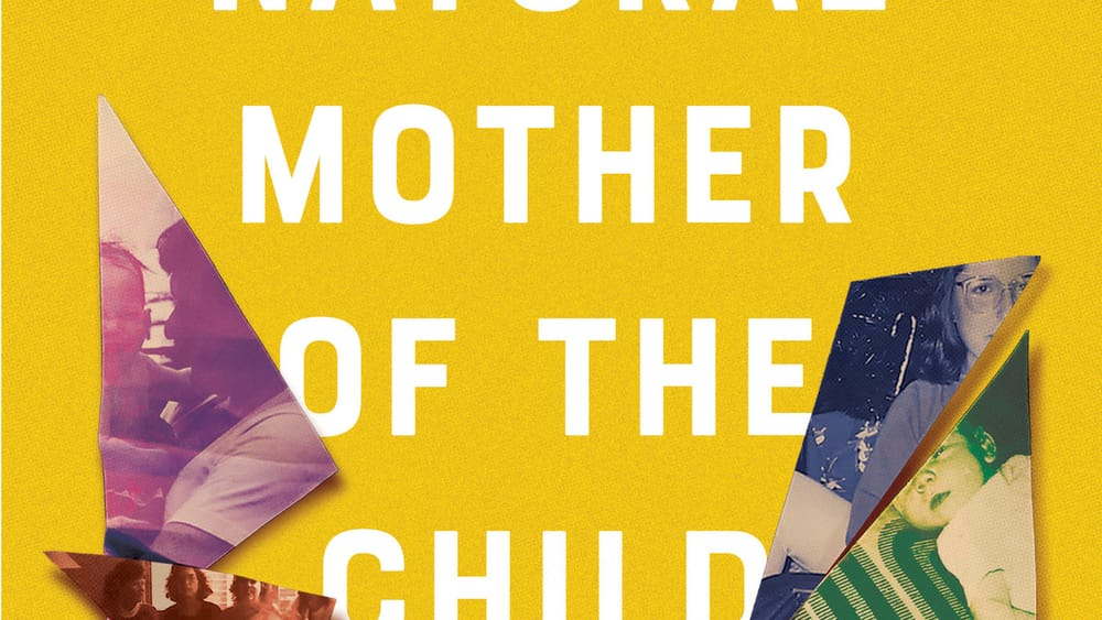 Krys Malcolm Belc's new memoir explores nonbinary birth and parenthood. (Image courtesy of Counterpoint Press.)