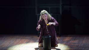 Bye-bye, SSRIs: Donna Vivino as Diana Goodman in BRT's 'Next to Normal.' (Photo by Mark Garvin.)
