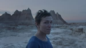 Another award-worthy performance: Frances McDormand in 'Nomadland.' (Image courtesy of Searchlight Pictures, © 2020 20th Century Studios All Rights Reserved.)