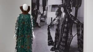 """Damnit, she wore it."" Debra Rapoport's 1969 'Fibrous Raiment.' (Photo by Timothy Tiebout, courtesy of Philadelphia Museum of Art 2019.)"