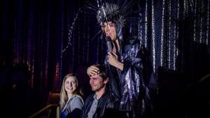 Van Reigersberg as Dusty Moonboots: Our girl goes to Vegas. (Photo by Erik Kabik.)