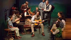 A transcendent retelling? The cast of 'Our Town' at People's Light. (Photo by Mark Garvin.)