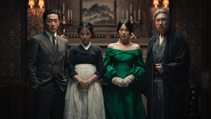 A scene from Park Chan-wook's 'The Handmaiden.' (Photo courtesy of Mongolia Pictures)
